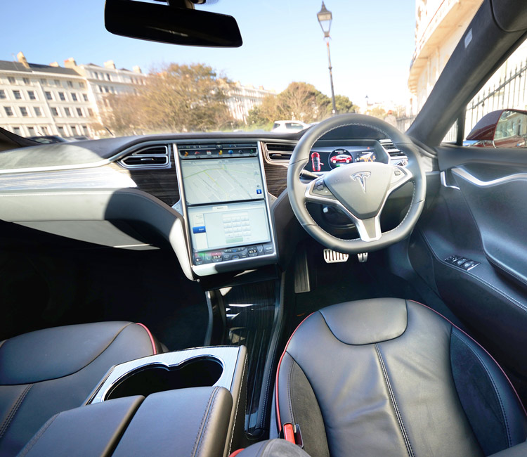 driving-seat